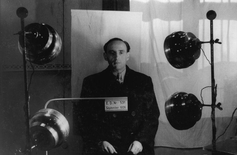 Szenenfoto aus dem Film Affaire Blum