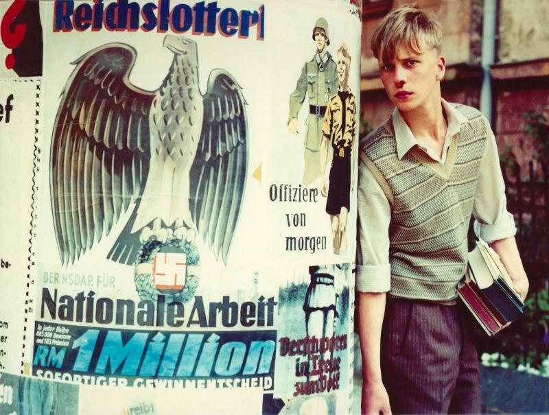 Szenenfoto aus dem Film Stielke, Heinz, fünfzehn...