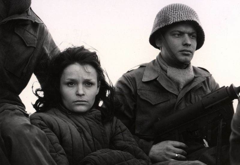 Szenenfoto aus dem Film Chronik eines Mordes