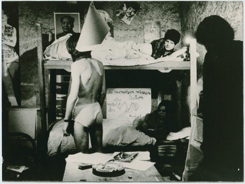 Szenenfoto aus dem Film Umwege