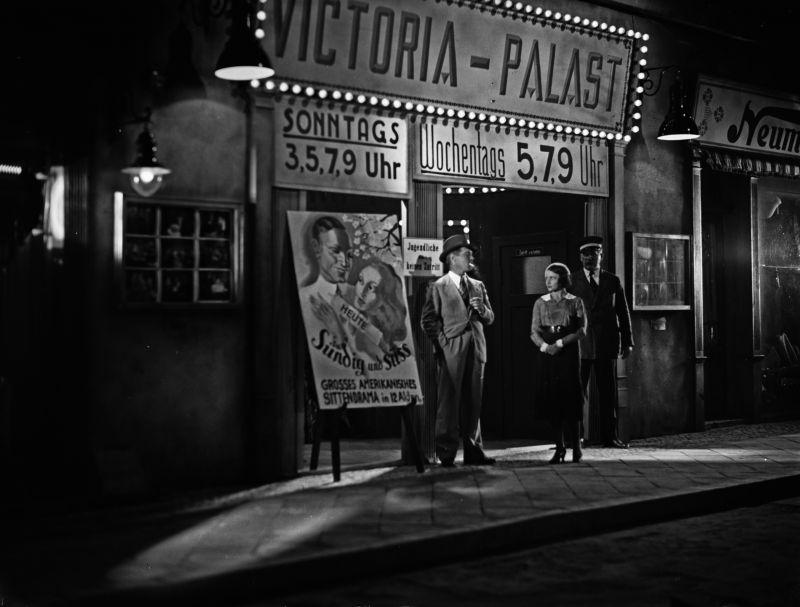 Set photo, Zigeuner der Nacht (Germany 1932, director: Hanns Schwarz), Photo: Hans G. Casparius, © Deutsche Kinemathek – Hans G. Casparius