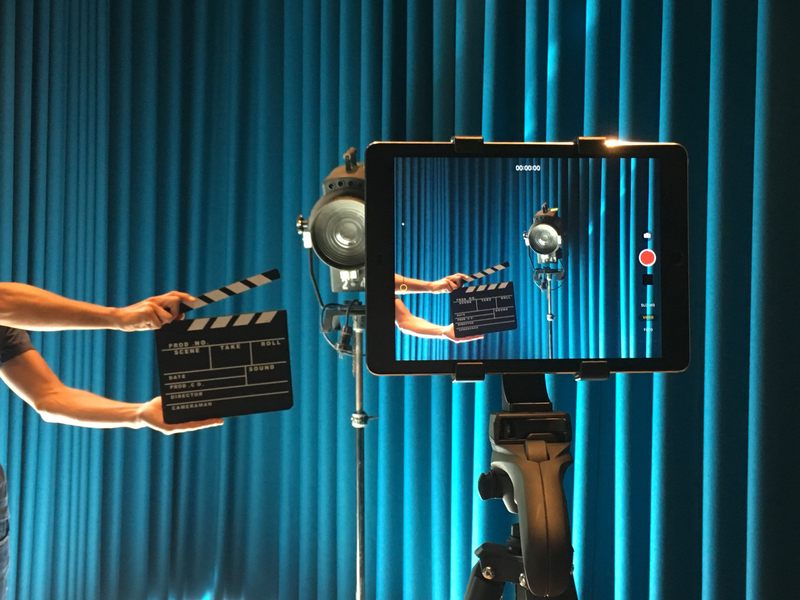 Smart Movies – Work with the mobile camera