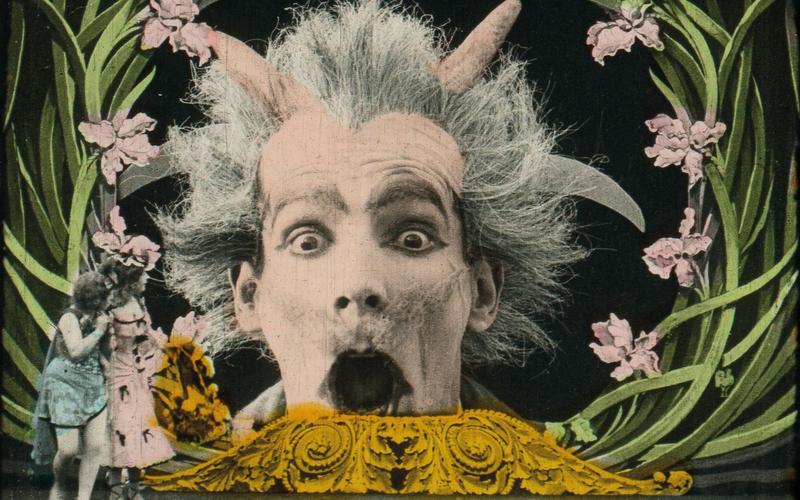 Film Les Tulipes (F 1907, Regie: Segundo de Chomón)