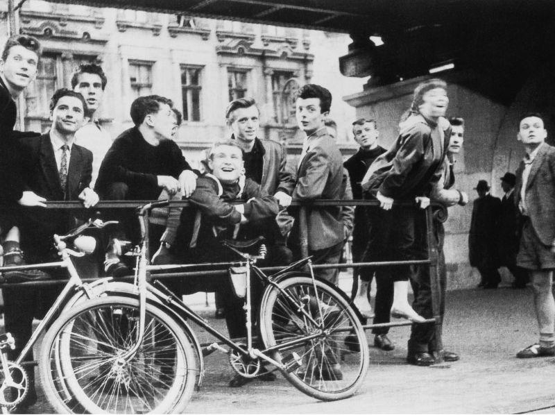 Film still: Berlin – Ecke Schönhauser, East Germany 1957, directed by Gerhard Klein