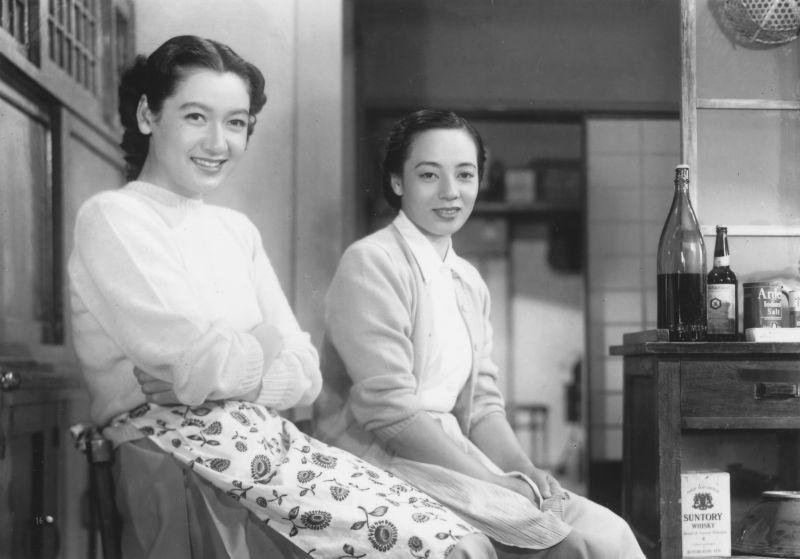 Szenenfoto aus dem Film Bakushū, Japan 1951, Regie: Yasujirō Ozu