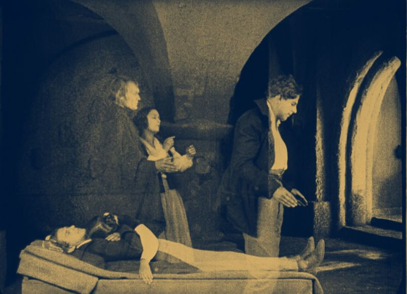 Still from Der müde Tod, Germany 1921, directed by Fritz Lang
