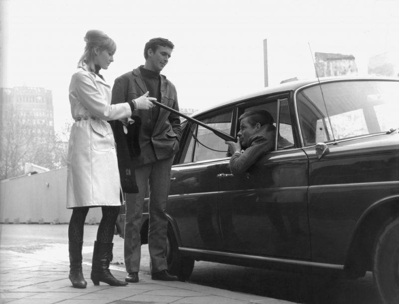 Szenenfoto aus dem Film Schonzeit für Füchse, BRD 1965/1966, Regie: Peter Schamoni