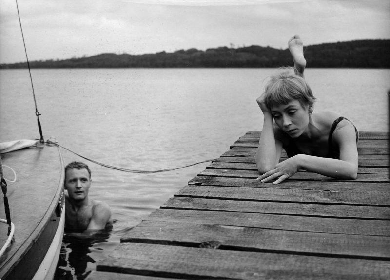Szenenfoto aus dem Film Karla, DDR 1965-1966, Regie: Herrmann Zschoche