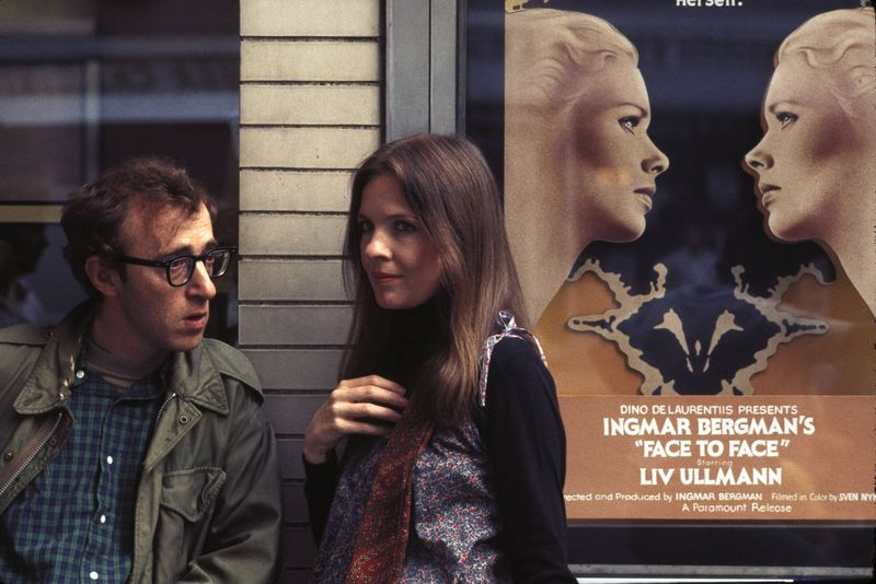 Still from Annie Hall, USA 1977, directed by Woody Allen