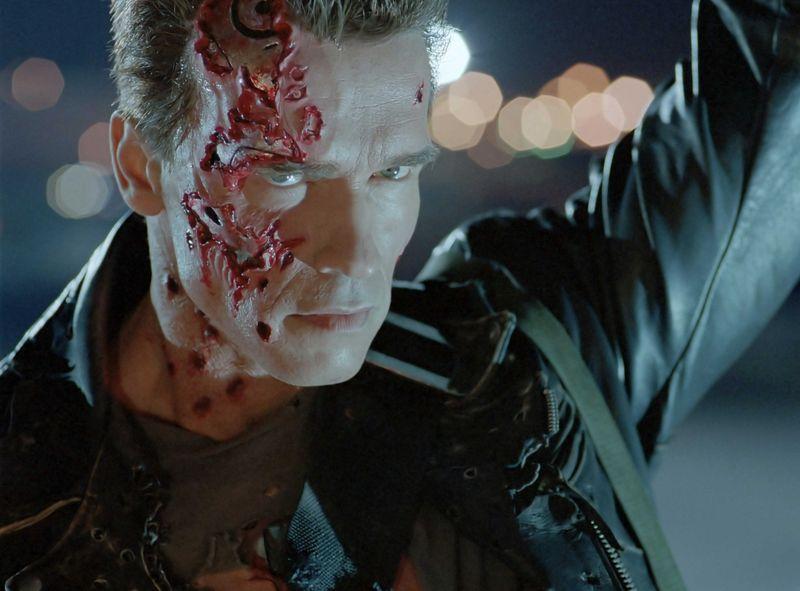 Szenenfoto aus dem Film Terminator 2, USA 1991, Regie: James Cameron