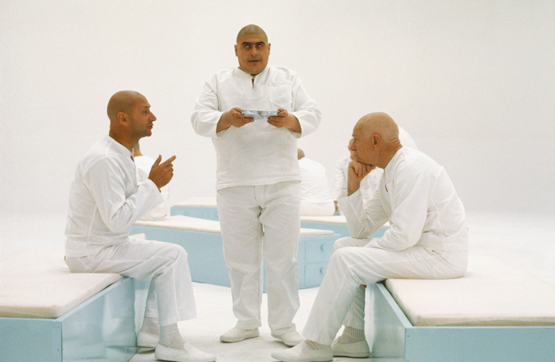 Still from THX 1138, USA 1971, directed by George Lucas