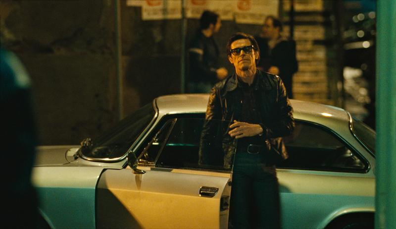 Willem Dafoe als Pasolini in dem Film Pasolini von Abel Ferrara
