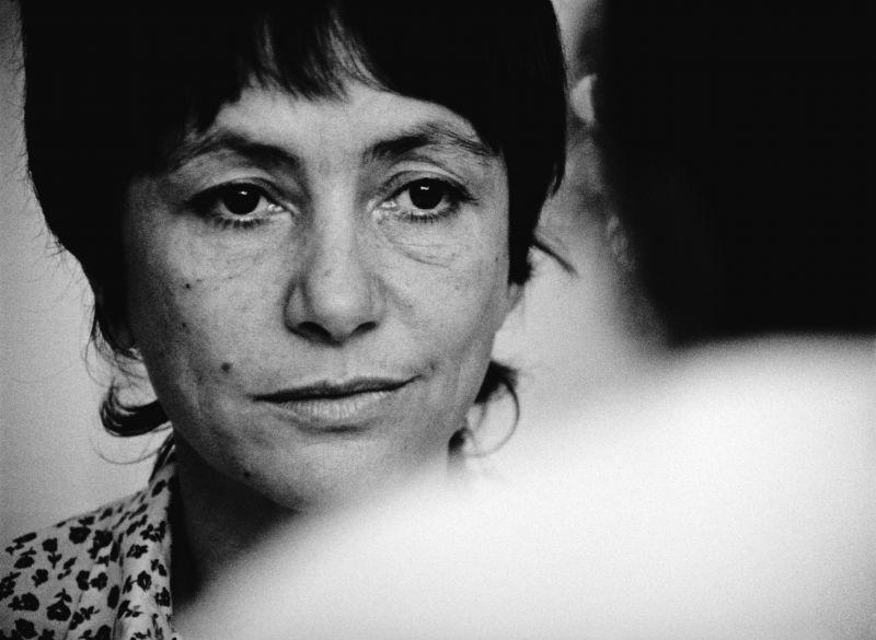 Katalin Berek in Örökbefogadás, Hungary 1975, directed by Márta Mészáros