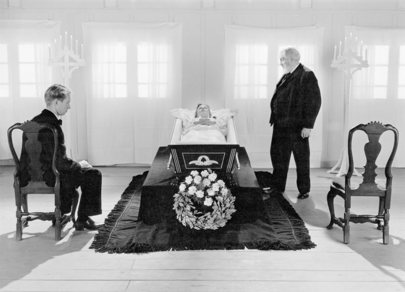 Film still: Ordet, Denmark 1955, directed by Carl Theodor Dreyer