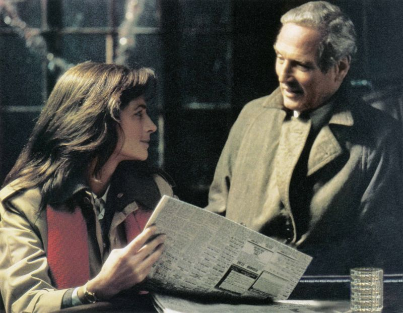 Charlotte Rampling und Paul Newman in dem Film The Verdict