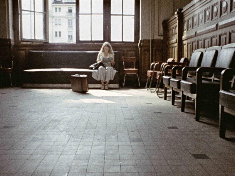 Rebecca Pauly in dem Film Die Reise nach Lyon