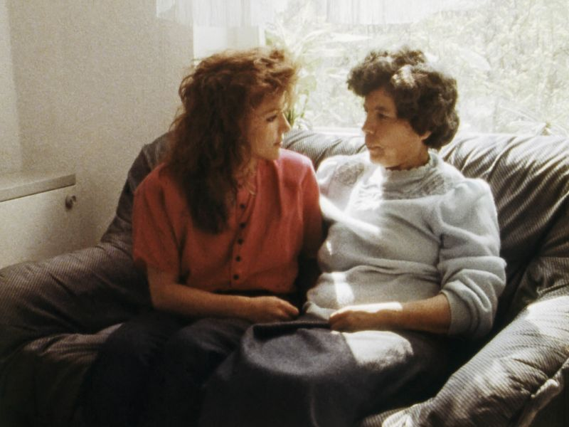 Szenenfoto aus dem Film Töchter zweier Welten, Deutschland 1991, Regie: Serap Berrakkarasu