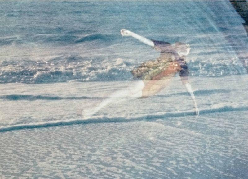 Dore O. in dem Film Alaska