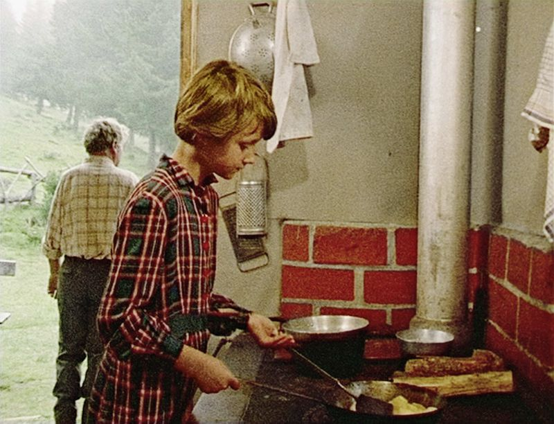 Janine Tartarotti in dem Film Kribus – Krabus – Domine