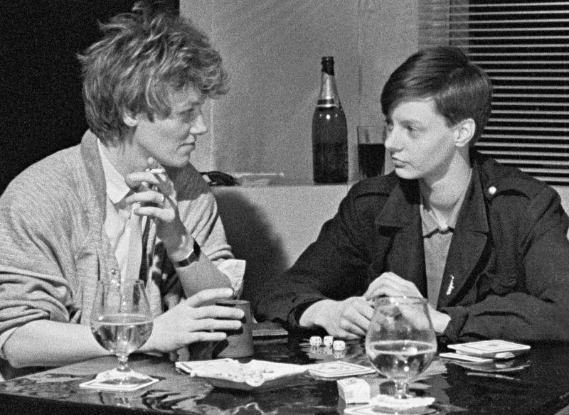 Renate Kretschmar, Annette Sojc in dem Film Zärtlichkeiten