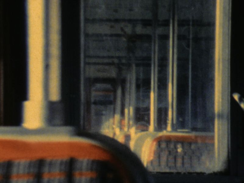 Film still: Compartment
