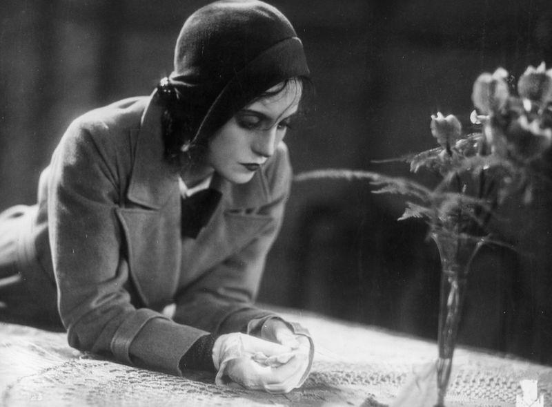 Filmszene aus Ariane (D 1930, Regie: Paul Czinner)
