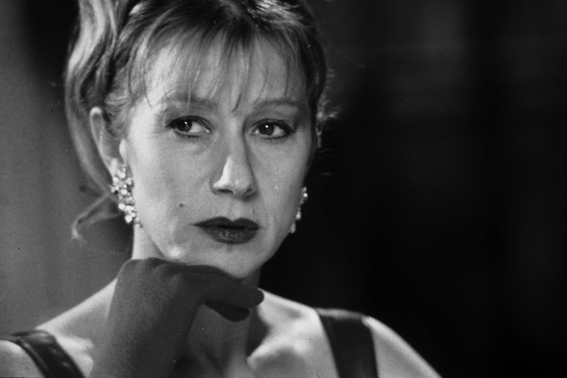 Helen Mirren in The Cook, the Thief, His Wife & Her Lover