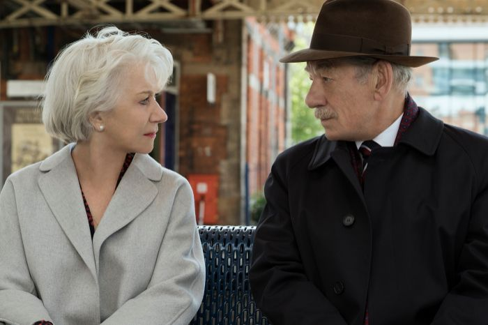 Helen Mirren and Ian McKellen inThe Good Liar (USA 2019, directed by Bill Condon)