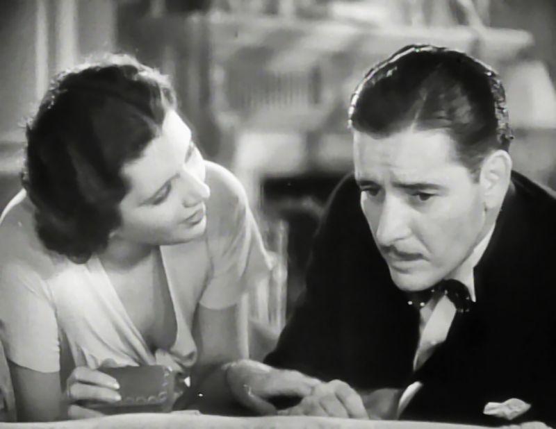 Kay Francis, Ronald Colman in Cynara