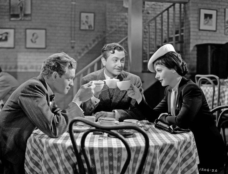 Van Heflin, Robert Young, Hedy Lamarr in H. M. Pulham, Esq.