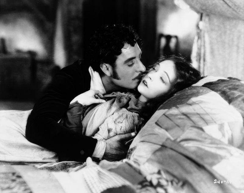 John Gilbert, Lillian Gish in La Bohème