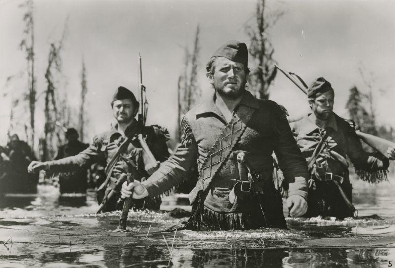 Spencer Tracy in Northwest Passage, USA 1940, Regie: King Vidor
