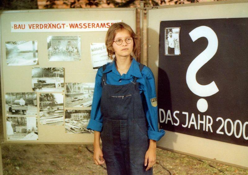 Szene aus dem Film Biologie! (DDR 1990, Regie: Jörg Foth)