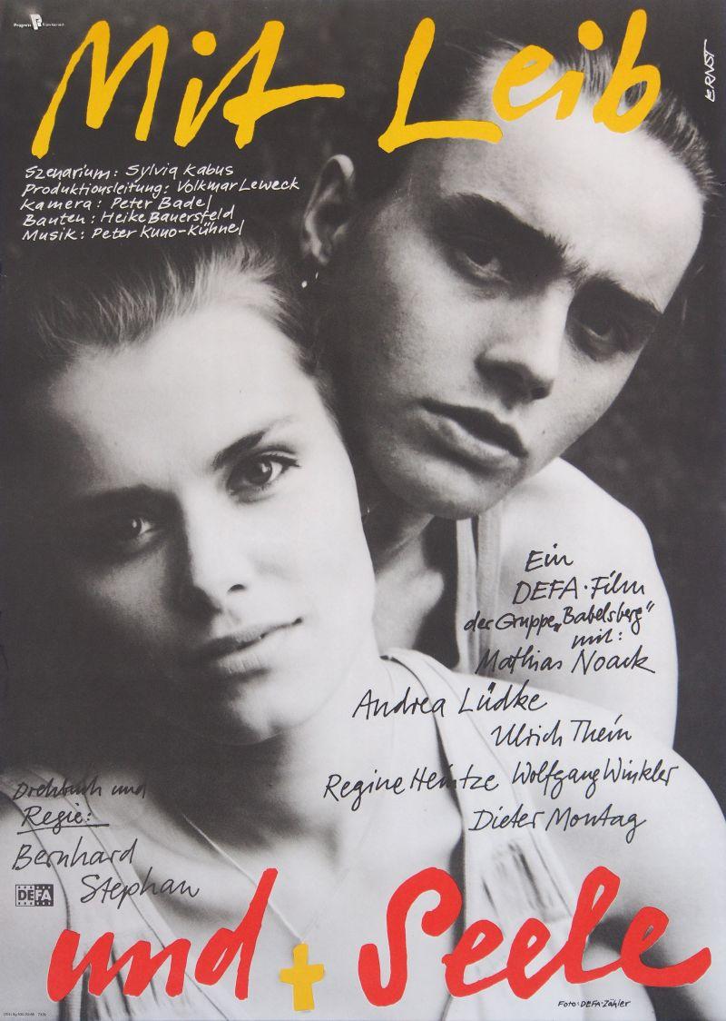 Mit Leib und Seele, Deutsche Demokratische Republik (DDR) 1988. MIT LEIB UND SEELE © DEFA-Stiftung, Hans-Eberhard Ernst