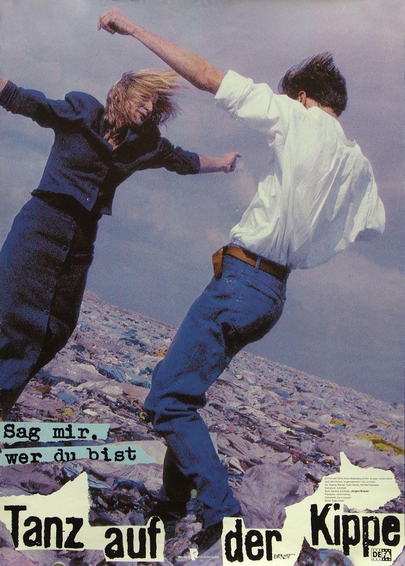 Szenenphoto: Tanz auf der Kippe!, Deutsche Demokratische Republik (DDR) 1991. TANZ AUF DER KIPPE © DEFA-Stiftung, Hans-Eberhard Ernst
