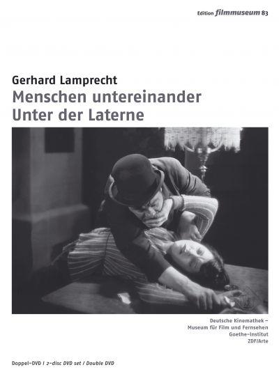 """Cover der DVD """"Menschen untereinander & Unter der Laterne"""""""