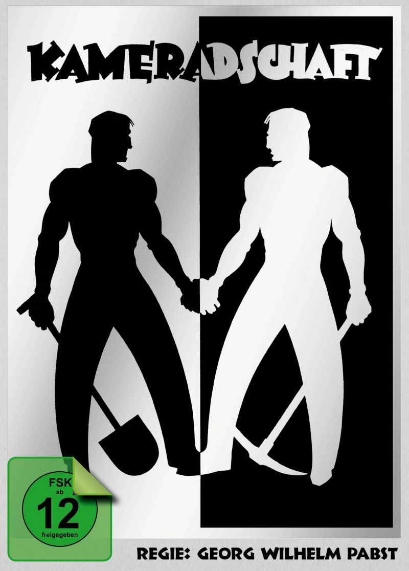 "Cover der DVD ""Kameradschaft"""