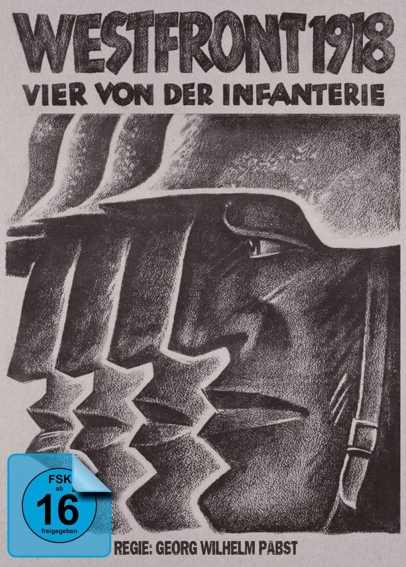 "Cover der DVD: ""Westfront 1918"""