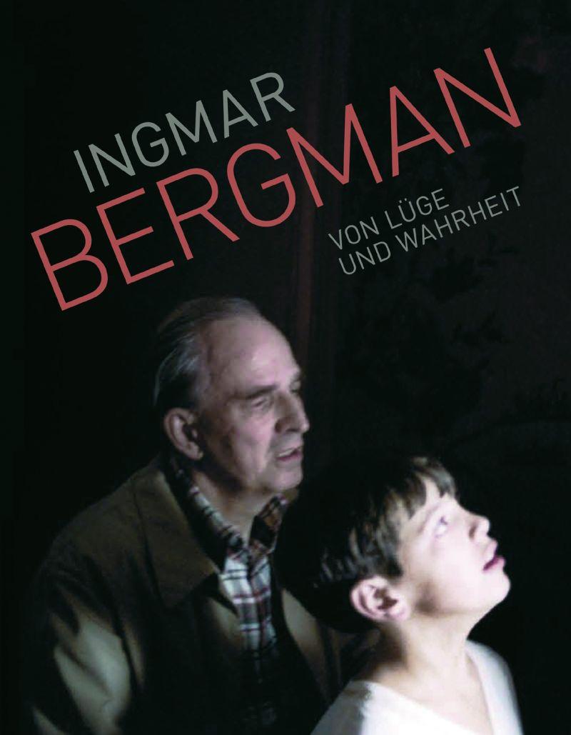 """Cover des Ausstellungskatalogs """"Ingmar Bergman. Von Lüge und Wahrheit"""""""