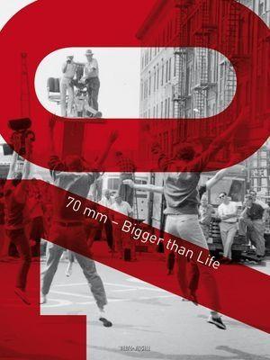 Catalogue cover 70 mm – Bigger Than Life