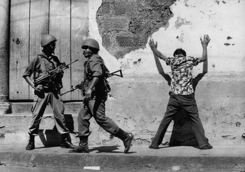 Der Aufstand (FRG 1980, dir: Peter Lilienthal) Source: Deutsche Kinemathek