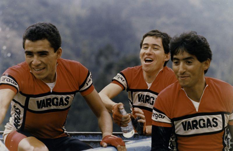 Radfahrer von San Cristobal (FRG 1988, dir: Peter Lilienthal) Source: Deutsche Kinemathek