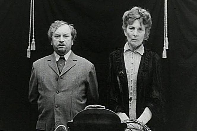 Filmszene aus Verbrechen mit Vorbedacht BRD 1967