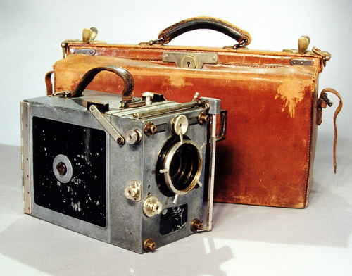 Camera, Technical Archive, Deutsche Kinemathek, Berlin