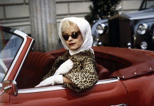 Szenenfoto von Nina Hoss im Film Das Mädchen Rosemarie (Deutschland 1996, Regie: Bernd Eichinger)
