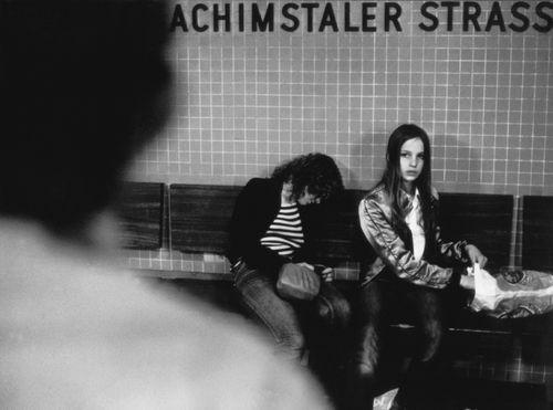 Szenenfoto aus dem Film Christiane F. – Wir Kinder vom Bahnhof Zoo (Bundesrepublik Deutschland 1981, Regie: Uli Edel)