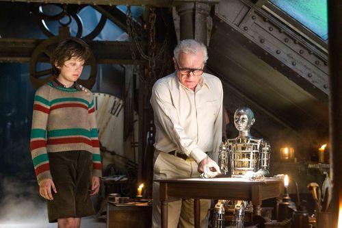 Werkfoto des Films Hugo Cabret (U.S.A. 2011, Regie: Martin Scorsese)