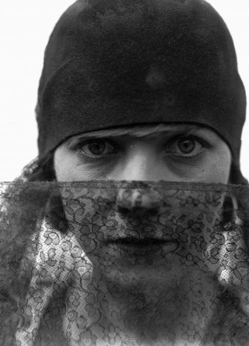 Porträt von Speedy Schlichter, 1929