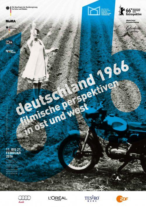 Plakat zur Berlinale Retrospektive 2016