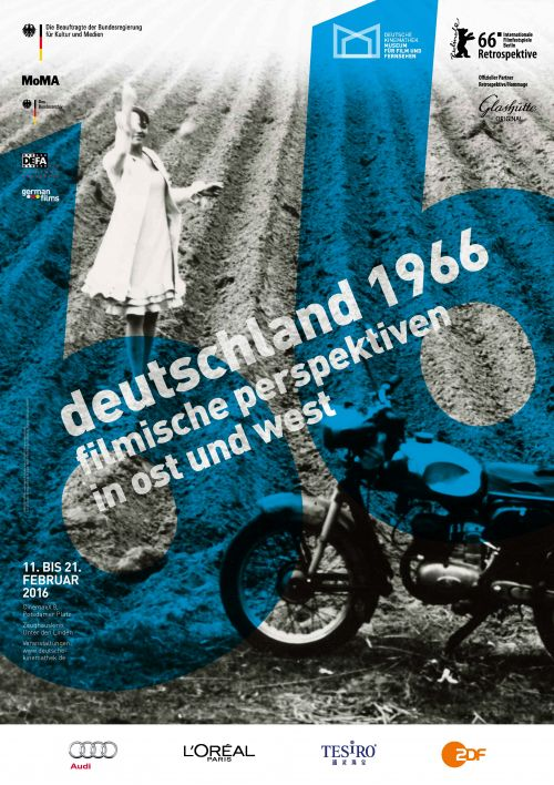 Poster Berlinale Retrospective 2016